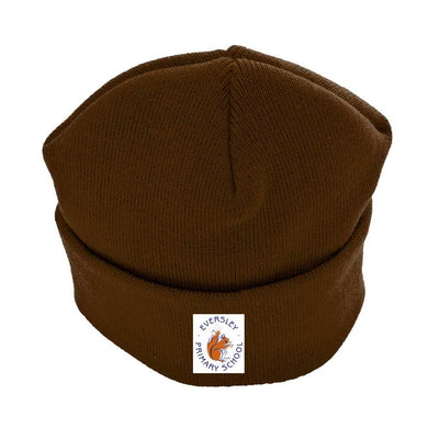 Eversley Primary School - Beanie/Ski Hats with School Logo - Schoolwear Centres