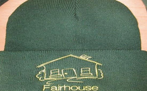 Fairhouse Primary School - Bottle Beanie/Ski Hat with School Logo - Schoolwear Centres