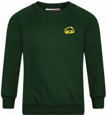 Fairhouse Primary School - Bottle Sweatshirt Jumper with School Logo | School Uniform Centres