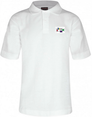 Felmore Primary School - White Polo Shirt with School Logo | School Uniform Centres