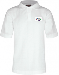 Felmore Primary School - White Polo Shirt with School Logo - Schoolwear Centres