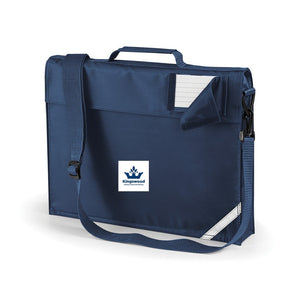 Kingswood Primary School - Navy Schoolbags with School Logo - Schoolwear Centres | School Uniform Centres