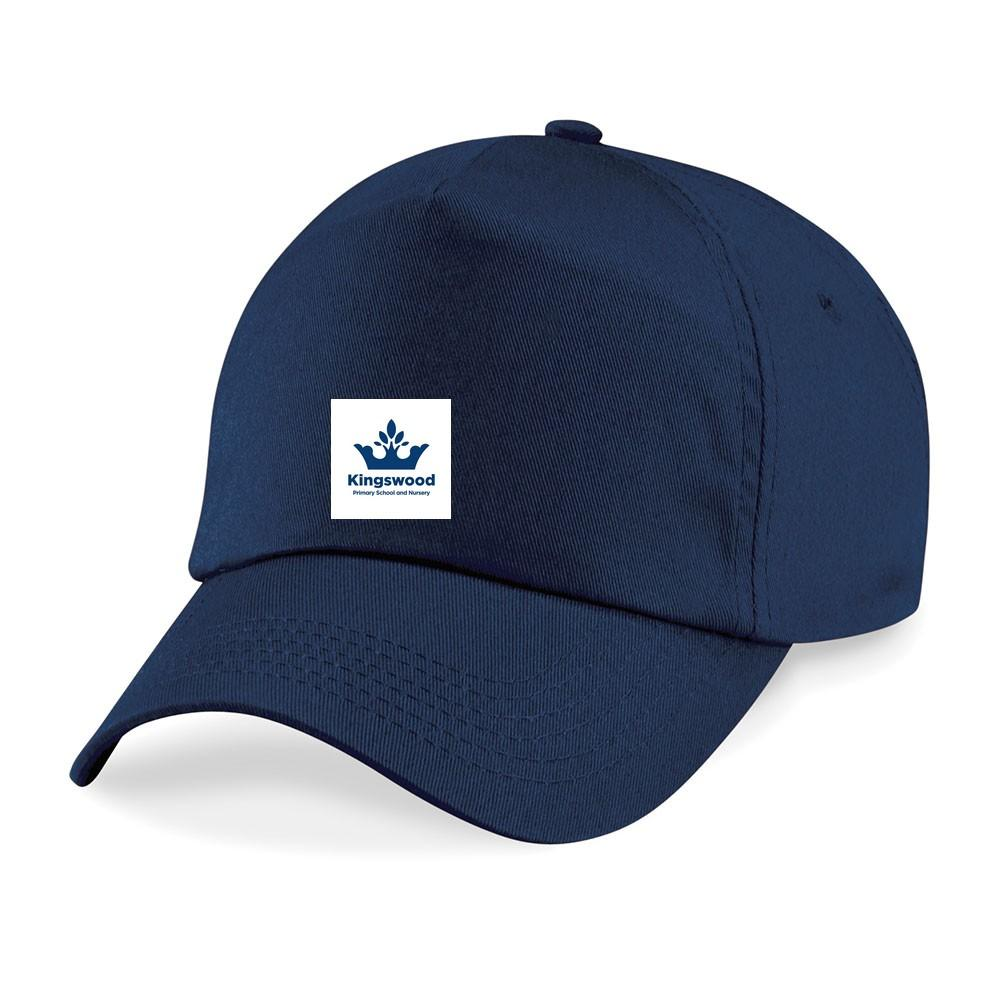 Kingswood Primary School - Baseball Cap with School Logo - Schoolwear Centres