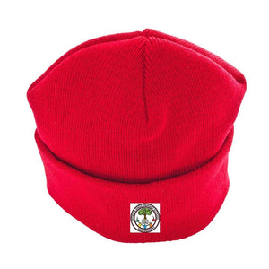 Northlands Primary School - Beanie / Ski Hats with School Logo RED / ONE SIZE School Uniform Centres Hat school-uniform-centres.myshopify.com Schoolwear Centres