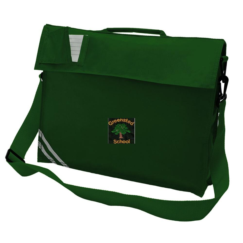 Greensted Infant School and Nursery - Bottle Bookbag with School Logo | School Uniform Centres