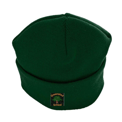 Greensted Infant School and Nursery - Bottle Beanie/Ski Hat with School Logo - Schoolwear Centres | School Uniform Centres
