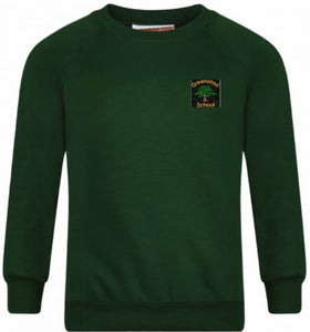 Greensted Infant School and Nursery - Bottle Sweatshirt Jumper with School Logo | School Uniform Centres