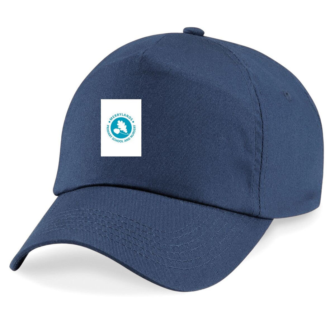 Merrylands Primary School - Navy Baseball Cap with School Logo - Schoolwear Centres | School Uniform Centres