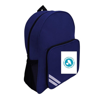 Merrylands Primary School - Navy Packpacks (Infant & Junior) with School Logo - Schoolwear Centres