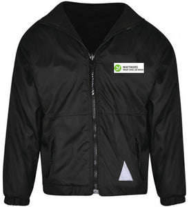 WHITMORE PRIMARY SCHOOL & NURSERY - REVERSIBLE FLEECE JACKETS WITH SCHOOL LOGO