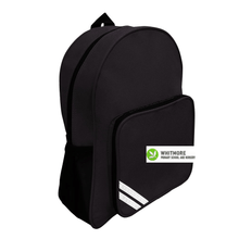 Whitmore Primary School and Nursery - Black School Bags with School Logo Black / Infant Backpack School Uniform Centres BOOK BAGS school-uniform-centres.myshopify.com Schoolwear Centres