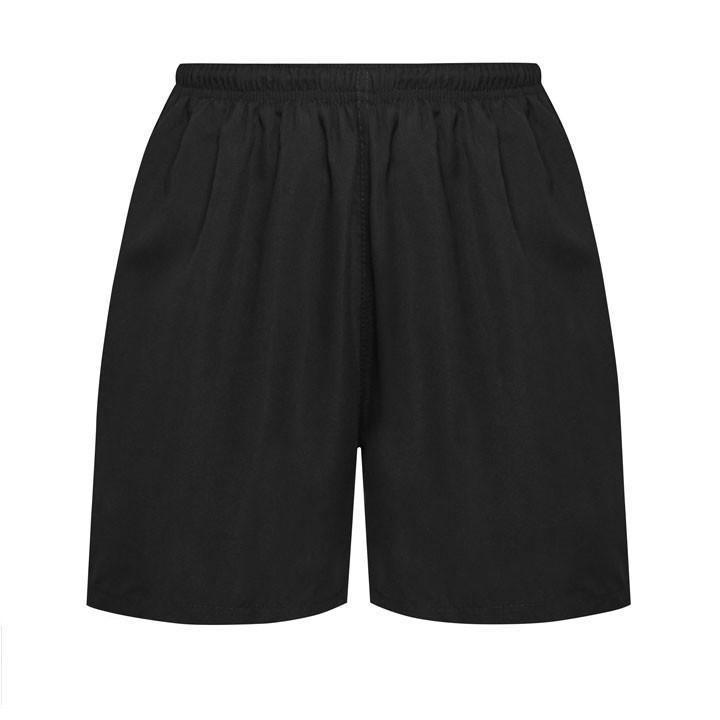 "Senior Swim-Short BLACK / 8 Yrs - 22"" Waist School Uniform Centres Swimming Shorts school-uniform-centres.myshopify.com Schoolwear Centres"
