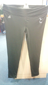 Belfairs Academy - Girls Leggings (Black) with School Logo | School Uniform Centres