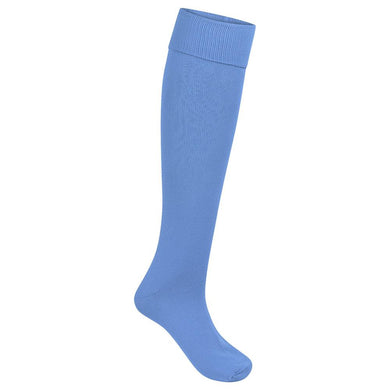 Football Socks (available in 12 Colours) SKY / 6 - 11 School Uniform Centres FOOTBALL SOCKS school-uniform-centres.myshopify.com Schoolwear Centres