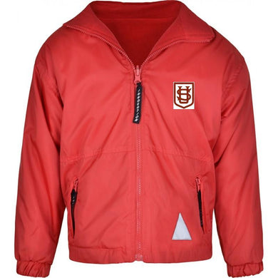St Ursula Reversible Fleece Jackets - Schoolwear Centres | School Uniform Centres