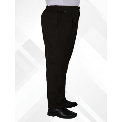 Boys - Black Sturdy Fit Trousers | Schoolwear Centres