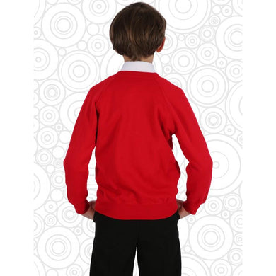 V/Neck Sweatshirts (12 Colours) - Schoolwear Centres | School Uniform Centres