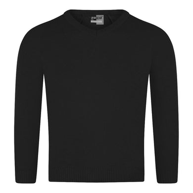 Knitted V Neck Jumpers - Schoolwear Centres | School Uniform Centres