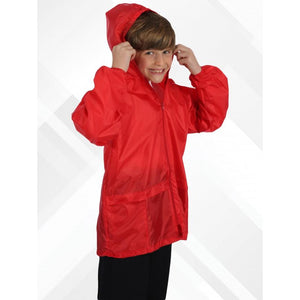 Waterproof Cagoules | Black | Royal | Navy | Red  Schoolwear Centres Unisex Products school-uniform-centres.myshopify.com Schoolwear Centres
