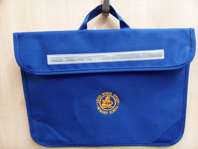 Leigh North Street Primary School - Book Bag with School Logo - Schoolwear Centres | School Uniform Centres