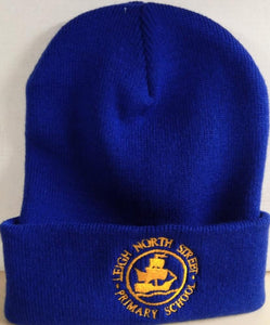 Woolly (Beanie) Hat with School Logo - Schoolwear Centres | School Uniform Centres