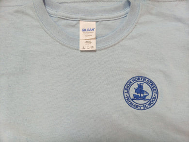 Leigh North Street Primary School - t-shirt with School Logo - Schoolwear Centres | School Uniform Centres