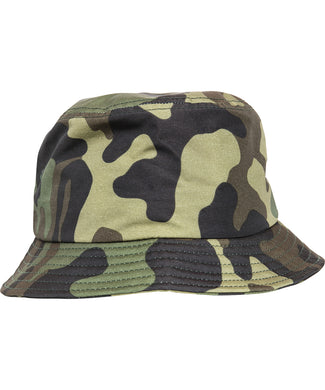 Camo FlexFit Bucket Hat - Schoolwear Centres | School Uniform Centres