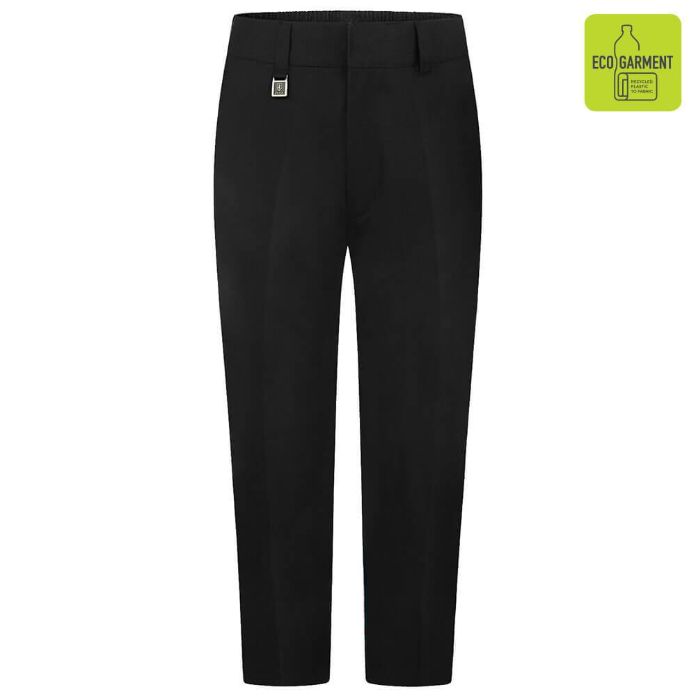 Boys - Sturdy Fit Trousers (available in 5 colours) BLACK / 16/17 YRS School Uniform Centres Trousers school-uniform-centres.myshopify.com Schoolwear Centres