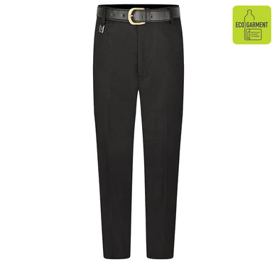 Senior Tailored Fit Trouser | Black | Navy | Grey | Charcoal Black / 38W/L31 Schoolwear Centres Trousers school-uniform-centres.myshopify.com Schoolwear Centres
