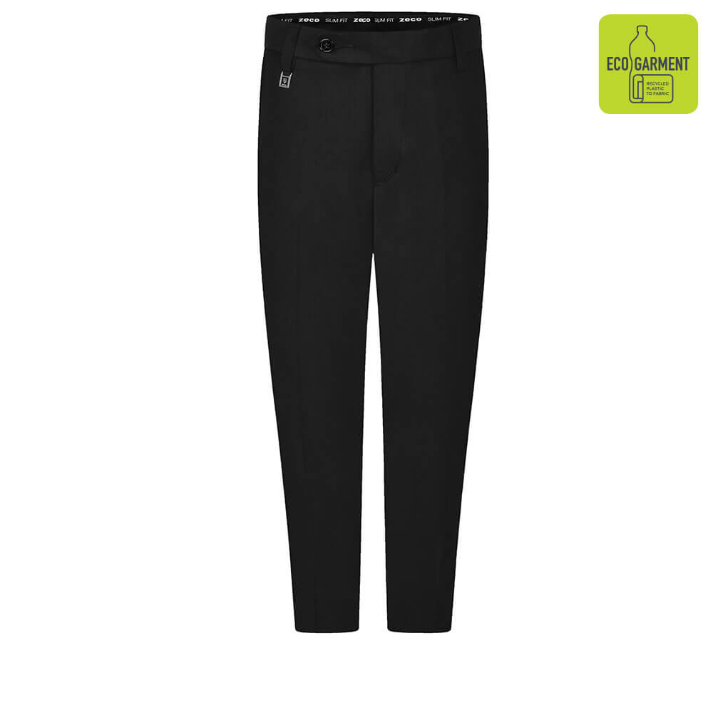 Senior Slim Fit Trouser - Black | Grey | Navy | Charcoal - Schoolwear Centres | School Uniform Centres