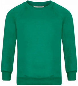 Crew (Round) Neck Sweatshirts in 18 Colours - Schoolwear Centres