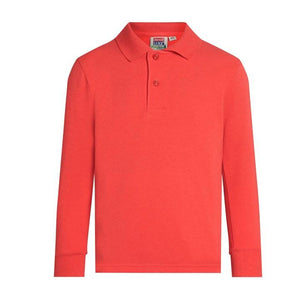 Long Sleeve Polo Shirts - Schoolwear Centres | School Uniform Centres