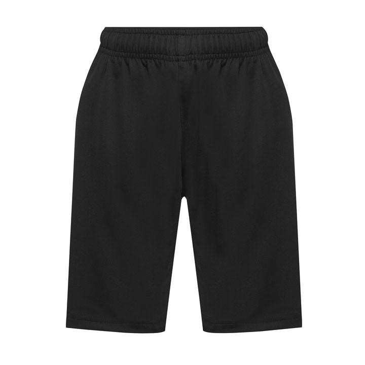 "Boys Sports Short 42/44"" / Black Schoolwear Centres Fitness Short school-uniform-centres.myshopify.com Schoolwear Centres"