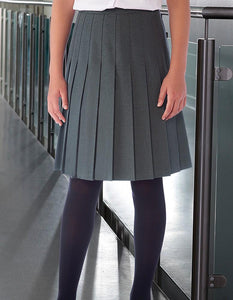 Davenport Knife Pleat Skirt Navy / 38/22 (16 Yrs+) School Uniform Centres Skirts school-uniform-centres.myshopify.com Schoolwear Centres