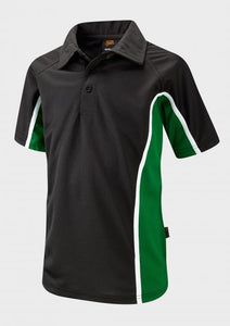Saint Pierre School - Sports Polos (L/S & S/S) with School Logo - Schoolwear Centres | School Uniform Centres