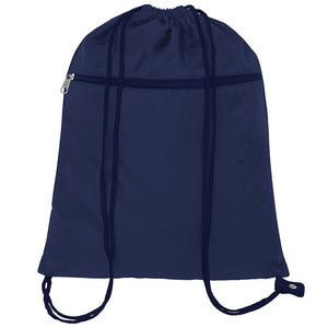 Senior Gym Bags (Available in 7 Colours) Navy / One Size (50cm X 40cm) School Uniform Centres Gym Bag school-uniform-centres.myshopify.com Schoolwear Centres