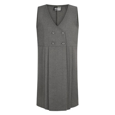 Four Button Pinafore | Schoolwear Centres | School Uniform Shop - Schoolwear Centres | School Uniform Centres