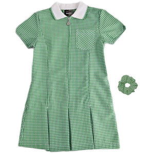 Bottle Gingham - Summer Dress - Schoolwear Centres | School Uniform Centres
