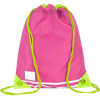 Hi-Viz Premium P.E. Bag (Available in 8 Colours) - Schoolwear Centres | School Uniform Centres