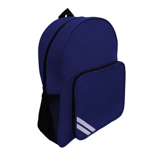 St Helen's Primary School - Navy Bookbag, P E Bag & Backpacks with School Logo - Schoolwear Centres | School Uniform Centres