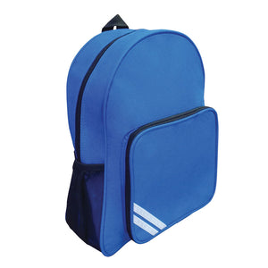 St Teresa School - School Bags with Logo Royal / INFANT BACKPACK School Uniform Centres BACKPACK school-uniform-centres.myshopify.com Schoolwear Centres