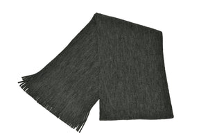 Scarfs Ribbed Knitted Scarf / Grey Schoolwear Centres Accessories school-uniform-centres.myshopify.com Schoolwear Centres