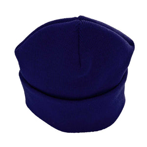 St Helen's Catholic Primary School - Navy Baseball Cap & Beanie Hat with School Logo Beanie Hat / Navy School Uniform Centres Caps school-uniform-centres.myshopify.com Schoolwear Centres