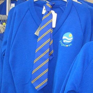 Kingsdown School - School Tie - Schoolwear Centres | School Uniform Centres