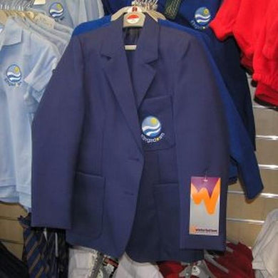 Kingsdown School - Royal Girls Blazer with School Logo - Schoolwear Centres