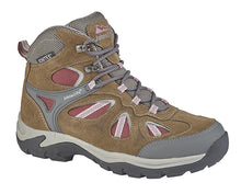 Ladies (ADVENTURE) Hiking Boot Brown/Burgundy / 5 Schoolwear Centres Shoes school-uniform-centres.myshopify.com Schoolwear Centres