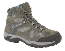 Ladies (ADVENTURE) Hiking Boot Charcoal/Grey/Blue / 5 Schoolwear Centres Shoes school-uniform-centres.myshopify.com Schoolwear Centres