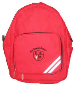 Lee Chapel Primary School - Infant & Junior Backpack with School logo  School Uniform Centres BACKPACK school-uniform-centres.myshopify.com Schoolwear Centres