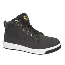 GRAFTERS  Safety Trainer Boot Black Action / 47 Schoolwear Centres Shoes school-uniform-centres.myshopify.com Schoolwear Centres