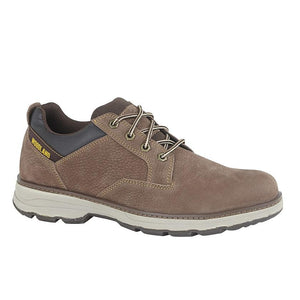 Woodland  (M125BN ) Brown Tumbled Nubuck Shoe - Schoolwear Centres | School Uniform Centres